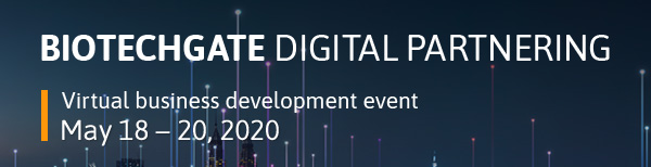 Biotechgate Digital Partnering May 2020