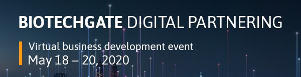 Biotechgate Digital Partnering May 2020