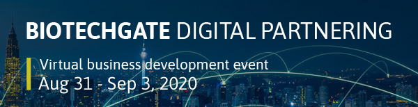Biotechgate Digital Partnering August 2020