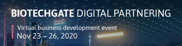 Biotechgate Digital Partnering November 2020