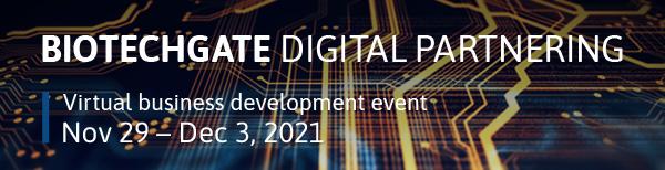 Biotechgate Digital Partnering November 2021