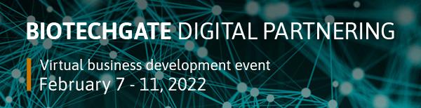 Biotechgate Digital Partnering February 2022