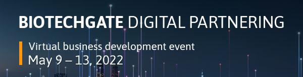 Biotechgate Digital Partnering May 2022